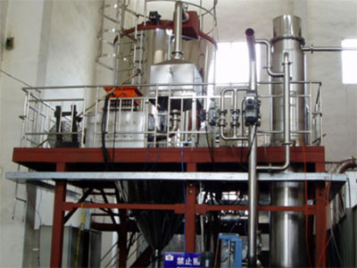 Spray Dryer with  Closed Circulation Drying System